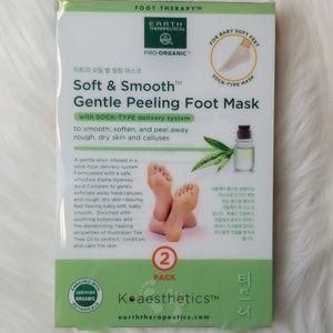 Soft & Smooth Gentle Peeling Foot Mask
